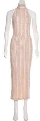 Torn By Ronny Kobo Sleeveless Evening Dress