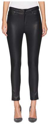 The Kooples Coated Leather Look Jeans Women's Jeans