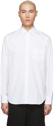 Junya Watanabe White Turnbull and Asser Edition Poplin Shirt