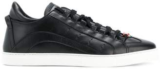 DSQUARED2 lace-up sneakers