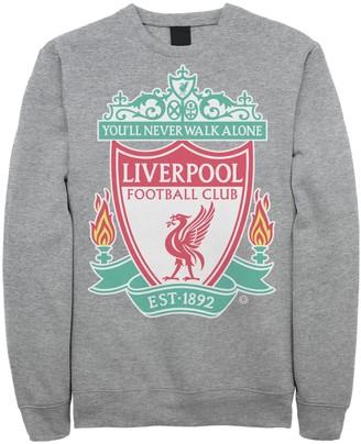 Men's Liverpool F.C. Full Color Logo Fleece