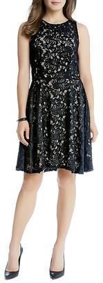 Karen Kane Lace Dress $129 thestylecure.com