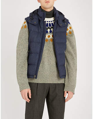 Polo Ralph Lauren Philpot quilted wool-down gilet