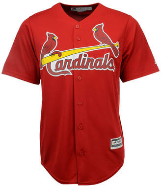 Majestic Men St. Louis Cardinals Cool Base Jersey