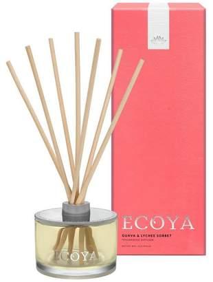 Ecoya Guava Lychee Sorbet Reed Diffuser