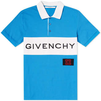 Givenchy Logo Polo