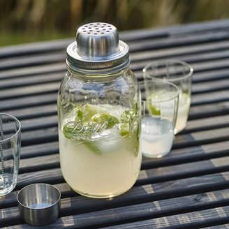 Rowen & Wren Mason Jar Cocktail Shaker