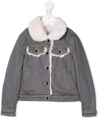 Little Marc Jacobs buttoned denim jacket