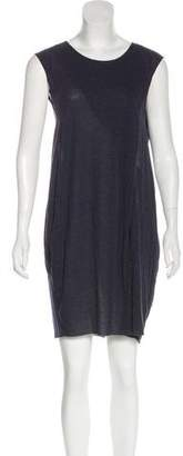 AllSaints Sleeveless Scoop Neck Dress