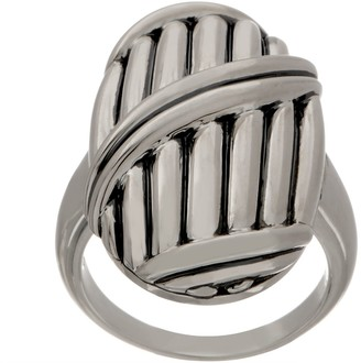 Peter Thomas Roth Sterling Silver Shield Ring