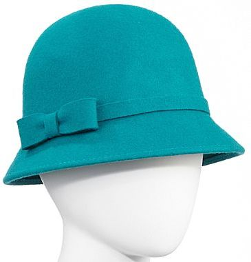 JCPenney Bow Cloche Hat
