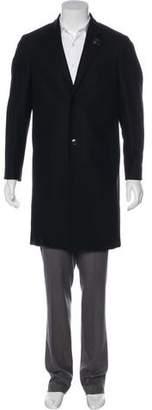 The Kooples Wool Embellished Coat