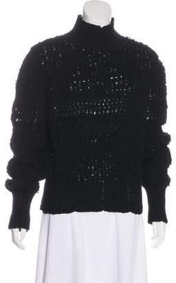 Christian Dior Wool & Angora Blend Sweater