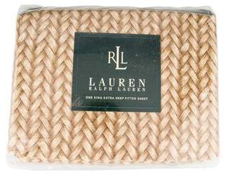 Lauren Ralph Lauren Desert Plains King Fitted Sheet