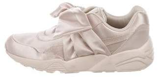 FENTY PUMA by Rihanna Round-Toe High-Top Sneakers