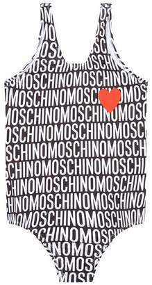 Moschino Logo Swimsuit