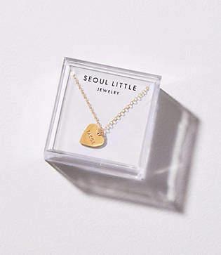 Lou & Grey Seoul Little My Heart Belongs To Tacos Necklace