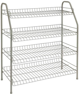 ClosetMaid 12 Pair Shoe Rack