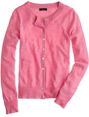 J.Crew Merino wool Tippi cardigan sweater