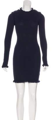 MICHAEL Michael Kors Wool Mini Dress