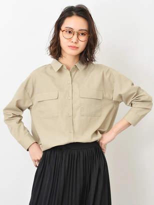 KOE (コエ) - koe ポケット付シャツ