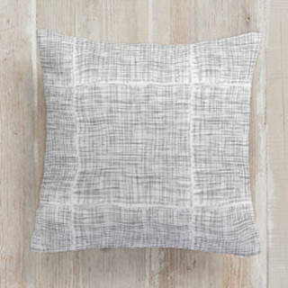 Gridlock Self-Launch Square Pillows
