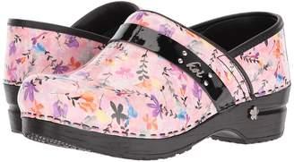 Sanita Koi Floret Women's Clog Shoes