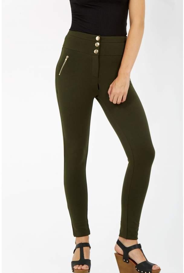 Hw Fashion Ponte Trousers