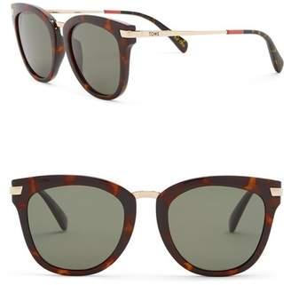 Toms Adeline 51mm Square Sunglasses