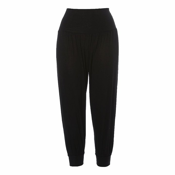 Cropped Hareem Trousers