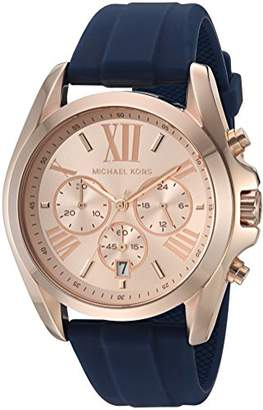 Michael Kors Women's Bradshaw Blue Watch MK2650