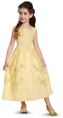 BuySeasons Disney Beauty and The Beast Belle Ball Gown Classic Big Girls Costume