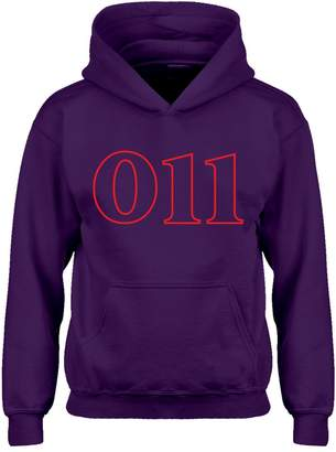 Eleven Paris Indica Plateau Kids Hoodie Youth-Size Hoodie