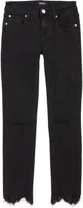 Hudson Lacy Crop Jeans