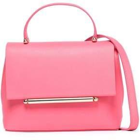 DELPOZO Mini Bo Embellished Leather Shoulder Bag