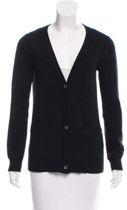 Rag & Bone Cashmere V-Neck Cardigan