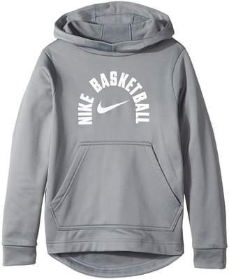 Nike Therma Basketball Pullover Hoodie Boy's Sweatshirt