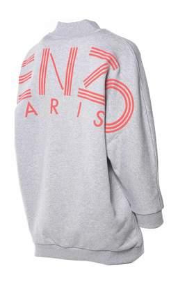 Kenzo Paris Cotton-jersey Sweatshirt