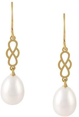 Wouters & Hendrix 'My Favourite' pearl earrings