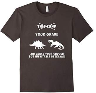 This Land - Your Grave - Inevitable Betrayal Firefly T-Shirt