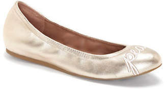 ED Ellen Degeneres Langston Peace Leather Flats