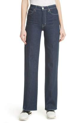 Rag & Bone Derby Wide Leg Jeans
