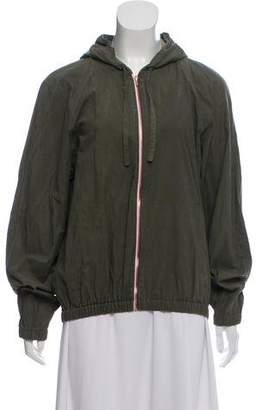 Dries Van Noten Lightweight Hooded Jacket