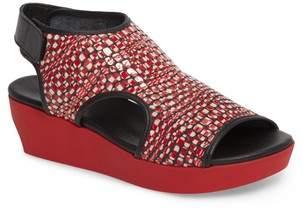 Arche Naka Popa Wedge Sandal