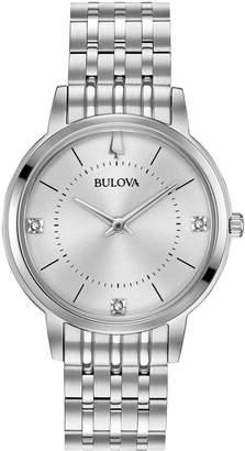 Bulova Women's Classic Slim Case Dress Watch