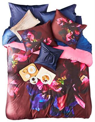Ted Baker Impressionist Cotton Sham & Duvet Cover Set