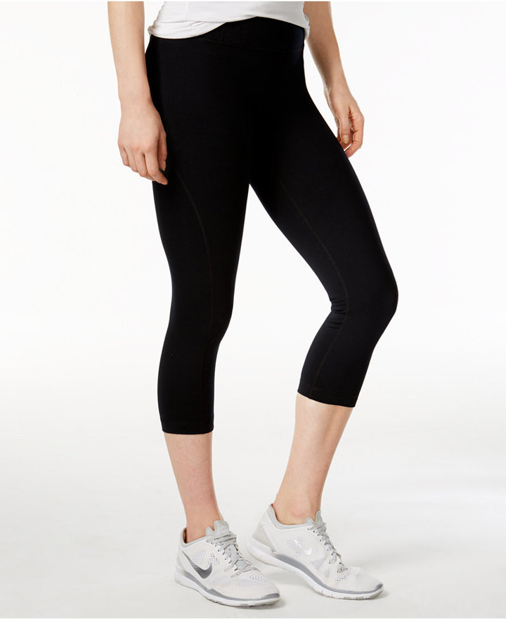 Tommy Hilfiger Tommy Hilfiger Sport Cropped Leggings, Only at Macy's