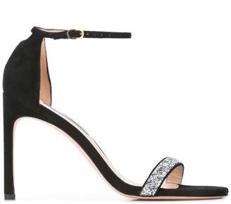 Stuart Weitzman Nudistsong stiletto sandals