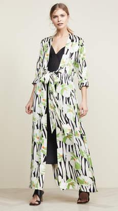 Jill Stuart Printed Kimono