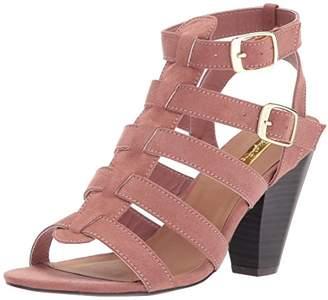 Qupid Women's Chamber-22 Heeled Sandal